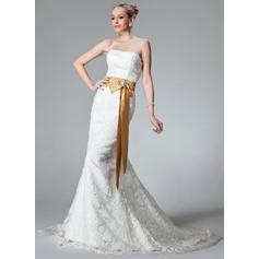 vestidos de novia florales
