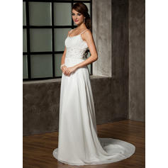 cheap ivory mermaid wedding dresses