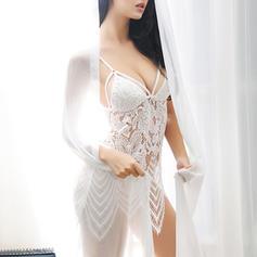 Renda Feminino lingerie Set