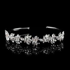 Tiaras Wedding/Special Occasion/Party/Carnival Rhinestone/Alloy Gorgeous Ladies Headpieces