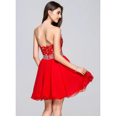 light pink homecoming dresses cheap