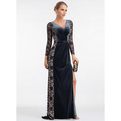 romantic long evening dresses