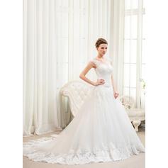 robes de mariée princesse bleue