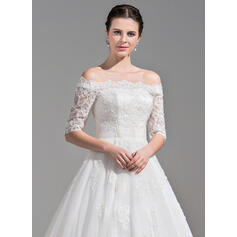 simple long wedding dresses