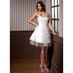 abiti da sposa vintage rosa