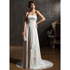 cheap inexpensive beach wedding dresses