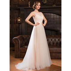 vestidos de novia con mangas largas