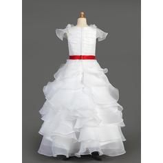 drop waist flower girl dresses