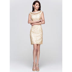 back cocktail dresses with sleeves long