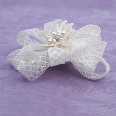"Fascinators Imitation Pearls/Net Yarn 1.97""(Approx.5cm) 4.33""(Approx.11cm) Gorgeous Headpieces"
