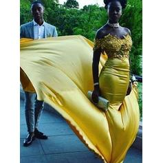 prom dresses for pear body shapes