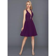robes de cocktail de couleur or