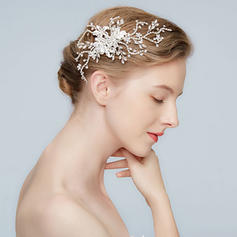 "Hairpins Wedding/Special Occasion/Art photography Alloy 9.06""(Approx.23cm) 4.72""(Approx.12cm) Headpieces"