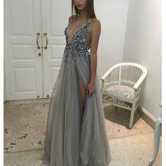 evening dresses long plus size