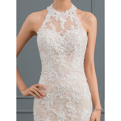 summer flowing wedding dresses