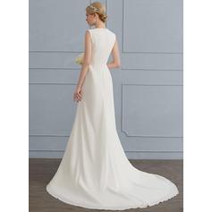 robes de mariée argent et blanc