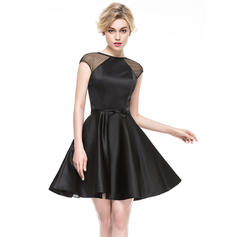 Gorgeous A-Line/Princess Scoop Neck With Cocktail Dresses