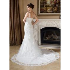 vestidos de novia asequibles de talla grande