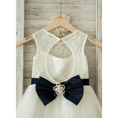short sleeve ivory flower girl dresses