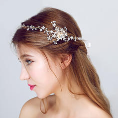 "Headbands Wedding/Special Occasion/Casual/Party Rhinestone/Alloy/Imitation Pearls 15.75""(Approx.40cm) 2.36""(Approx.6cm) Headpieces"