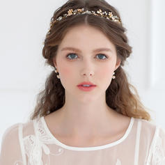 "Headbands Wedding/Special Occasion/Casual/Outdoor/Party Crystal/Rhinestone 12.60""(Approx.32cm) 1.18""(Approx.3cm) Headpieces"