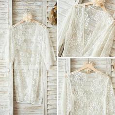 Sleepwear Casual/Wedding Feminine Lace Classic Lingerie