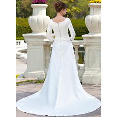 wedding dresses for short skinny brides