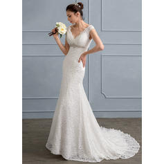 satin wedding dresses for older brides