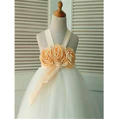 beach wedding flower girl dresses