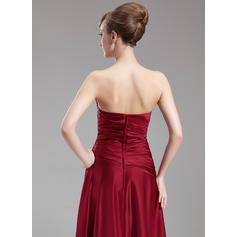 long wedding bridesmaid dresses