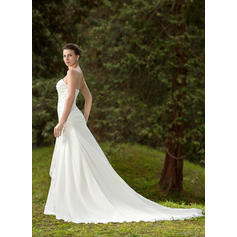cheap lace beach wedding dresses uk