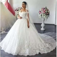 plus wedding dresses cheap