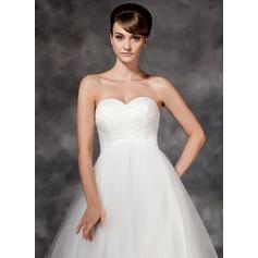 robes de mariée ajustées sans train