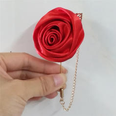 "Boutonniere Free-Form Wedding/Party/Casual 3.94"" (Approx.10cm) (Sold in a single piece) Wedding Flowers"