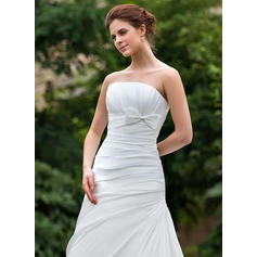 simple wedding dresses short