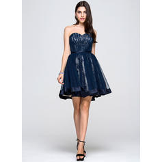 knee length homecoming dresses cheap