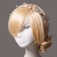 "Headbands Wedding/Special Occasion/Party Alloy/Imitation Pearls 5.91""(Approx.15cm) 1.97""(Approx.5cm) Headpieces"