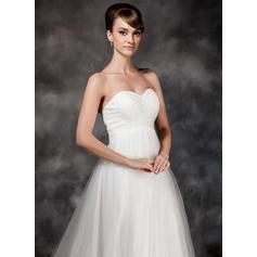 robes de mariée florales