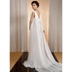 halter vestidos de novia