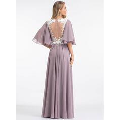 romantic long evening dresses