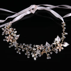 """Headbands Wedding/Party Alloy 11.02""""(Approx.28cm) 1.57""""(Approx.4cm) Headpieces"""