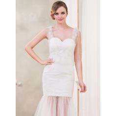 vestidos de novia del país de encaje