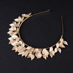 Headbands Wedding/Party Alloy Special Ladies Headpieces