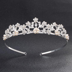 Tiaras Wedding/Party Rhinestone Classic Ladies Headpieces