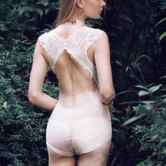Sleepwear Casual/Wedding Feminine/Fashion Lace Sexy Lingerie
