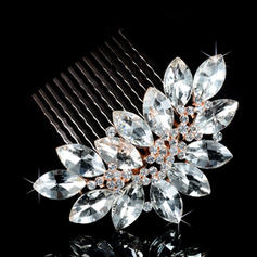 """Combs & Barrettes Wedding/Special Occasion/Party/Carnival Rhinestone/Alloy 2.99""""(Approx.7.6cm) Gorgeous Headpieces"""