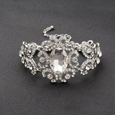 "Bracelets Alloy/Rhinestones Ladies' Fashional 1.57""(Approx.4cm) Wedding & Party Jewelry"