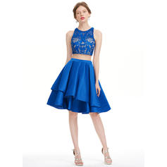 blue homecoming dresses two piece