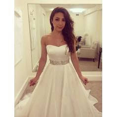 chiffon wedding dresses for bride