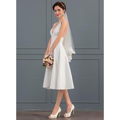 enfant en bas âge robes de mariée blanches